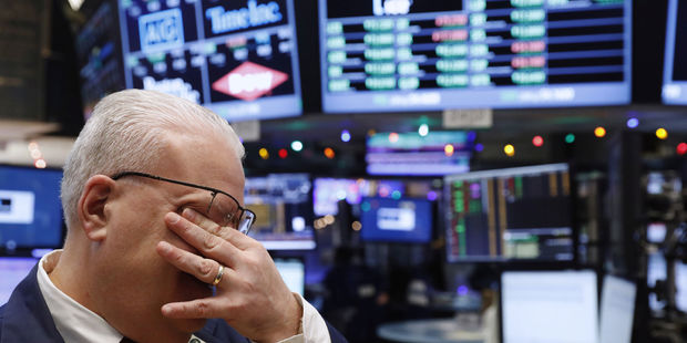 Lundi dernier, l'indice Dow Jones a vu sa valeur chuter de près de 5% en une journé - Reuters