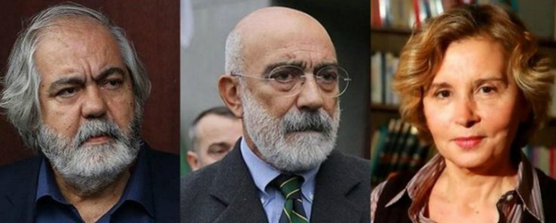 """Prison à vie pour trois célèbres journalistes : """"la justice turque se ridiculise aux yeux"""