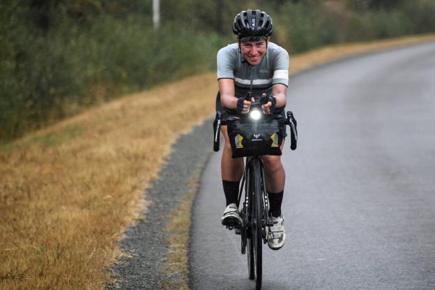 Fiona Kolbinger remporte la Transcontinental Race 2019, première femme à réaliser cet exploi